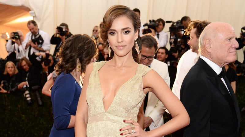 Jessica Alba on Nudity: 'I Don't Want My Grandparents to See My Boobs'