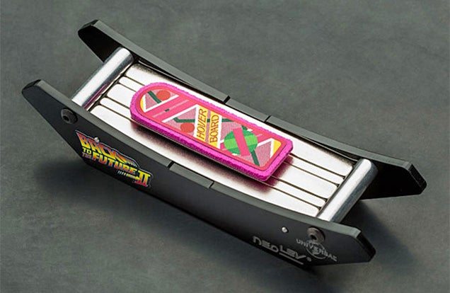 You Can Finally Buy a Working Back to the Future 2 Hoverboard