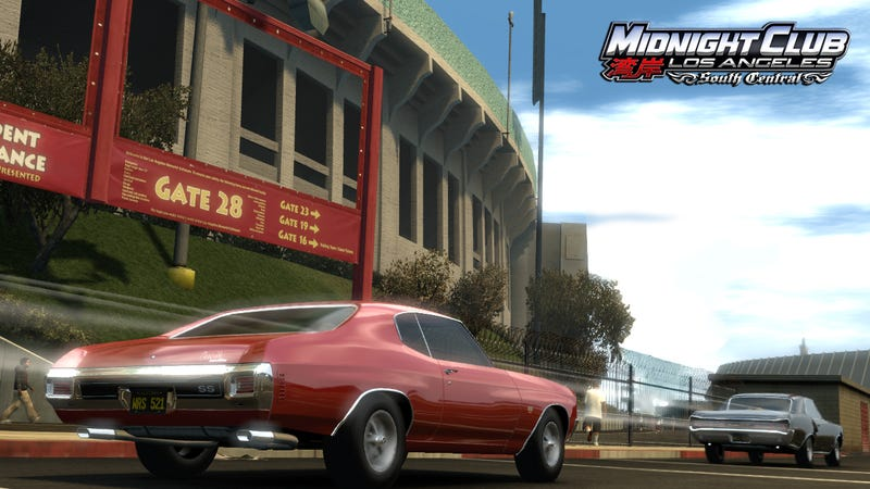 Midnight Club's South Central Dated And Priced