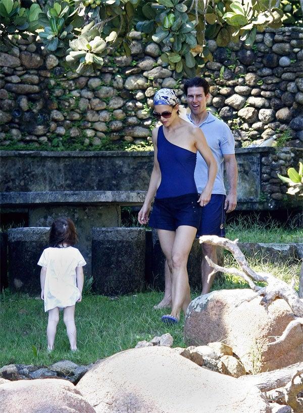 Tom, Katie & Suri: Garden Party