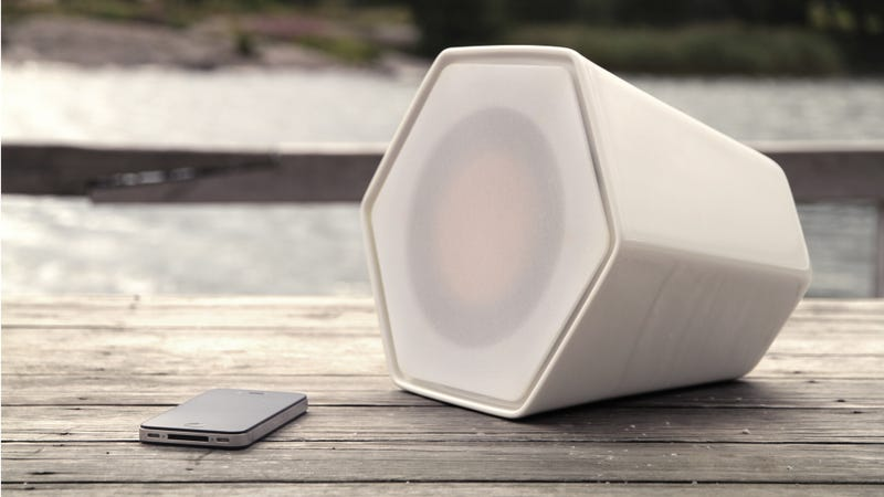AirPlay Speaker or Surround Sound System? With This Speaker, It's Your Choice