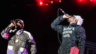 ATLien Invasion: Scenes From OutKast's Long-Awaited Atlanta Homecoming