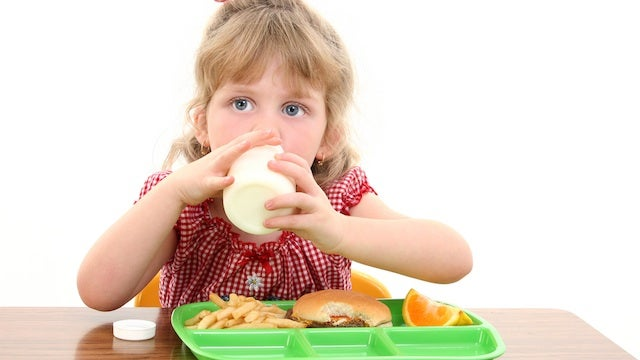 Parents Don't Want Their Kids Eating Pink Slime at School For Some Reason