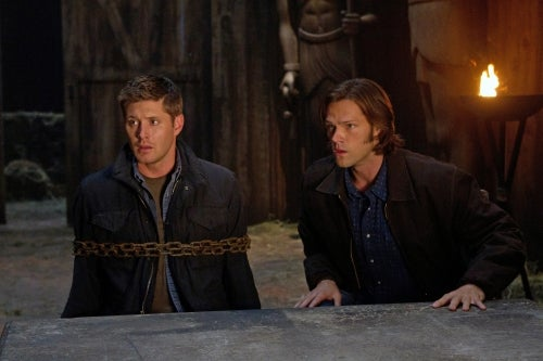 "Supernatural 7.4 ""Defending Your Life"" promo photos"