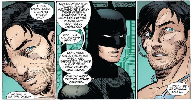 Superman's New Power Makes Him a Little Less Super, a Lot More Human