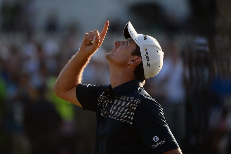 Justin Rose Wins The U.S. Open
