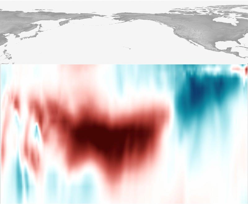 A Pre-El Niño Slosh