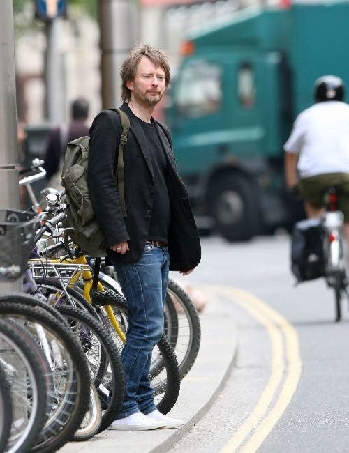 Thom Yorke's Radiohead Bedhead
