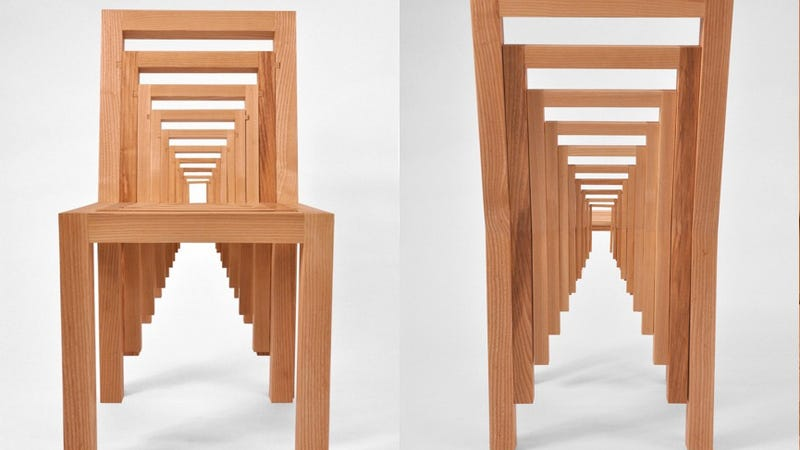 Inception Chair Blows Your Mind, Saves Your Ass