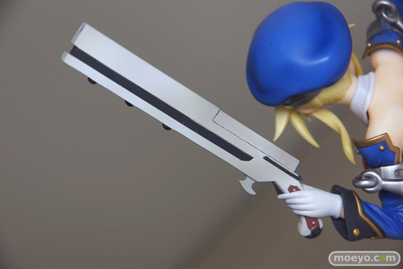 Let This BlazBlue Star Stick a Plastic Gun in Your Face