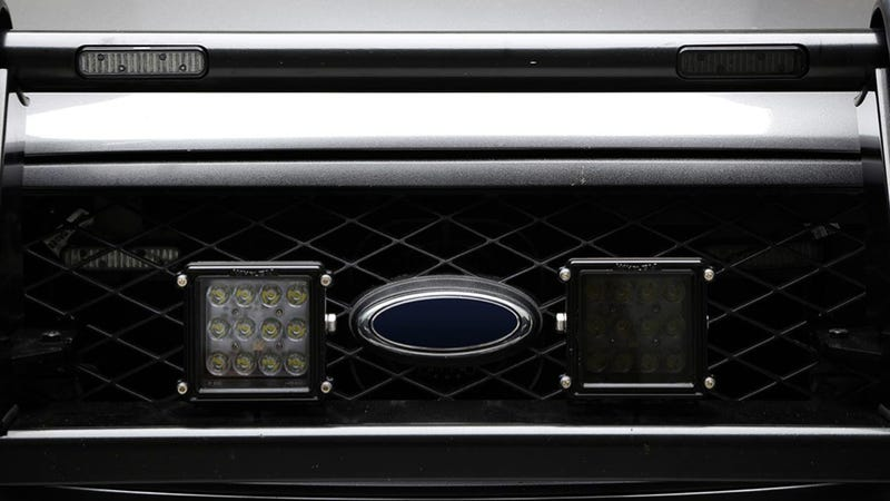 This New Police Light Look Will Make Undercover Cops Harder To Spot