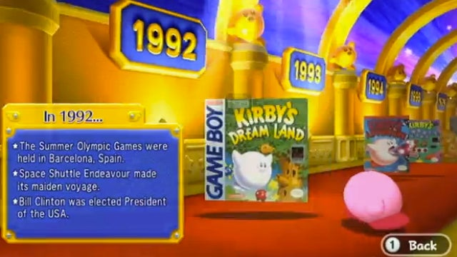 Celebrate 20 Years of Kirby and Learn about Bill Clinton