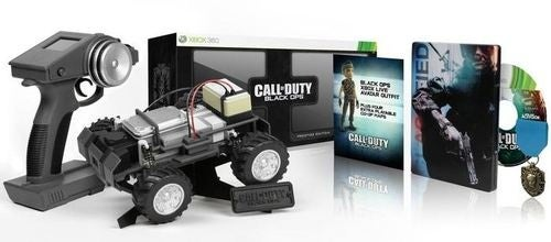 Call of Duty: Black Ops Special Edition Includes Video Surveillance Vehicle