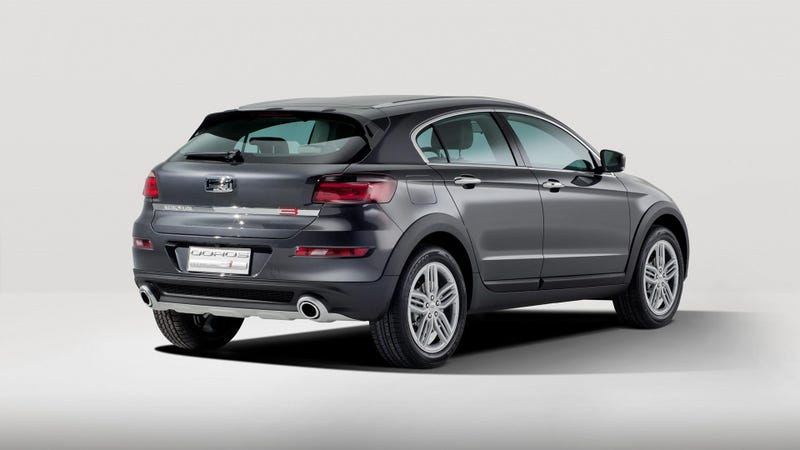 China's Next International Shot: Qoros 3 Mega Gallery