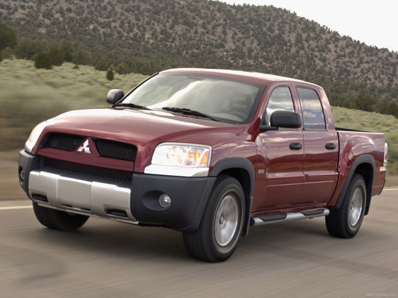 Will American-Made Trucks Be Mitsubishi's Return To Relevancy?
