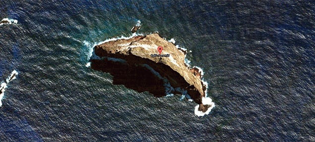 I can't believe this fantastic island is real