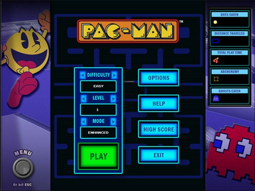 Pac-Man And Dig Dug With A Facebook Twist