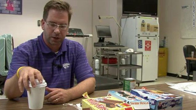 Nutrition Professor Loses Weight on Twinkies; Cutting Calories Still Gold Standard of Weight Loss