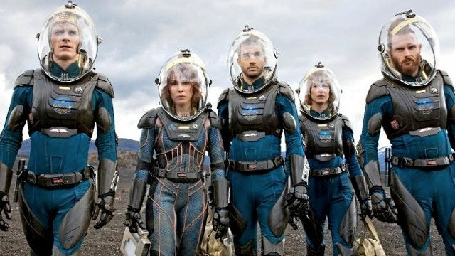 Is Prometheus anti-science? Screenwriter Damon Lindelof responds
