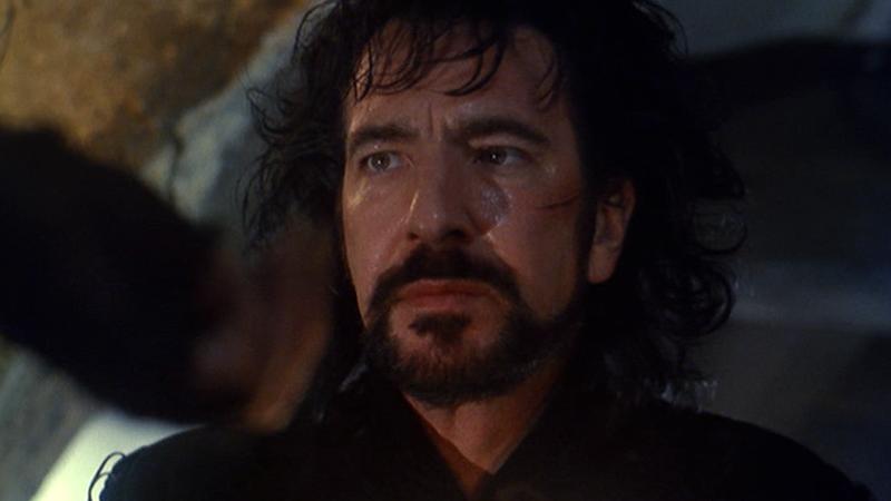 La verdadera razón por la que Alan Rickman puso esa cara en la película Die Hard