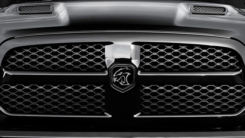 Should Chrysler Make A 707 Horsepower Ram SRT Hellcat Truck?
