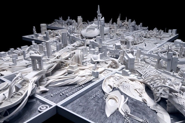 Will Brooklyn look like this in a century?