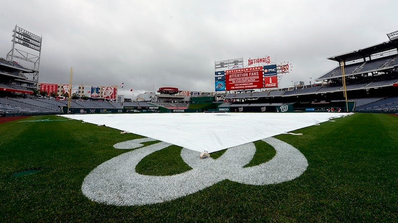 The Nationals' New Rainout Policy Is Only A Problem If You Have A Job (UPDATE)