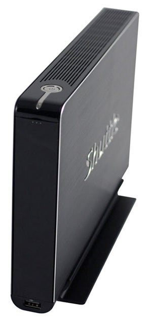 Shuttle XS35 PC Is Only 33mm Thick