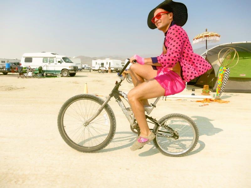 Burning Man: Bikes