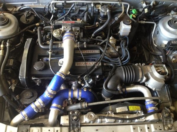 Volvo P1800 Engine Swap Suggestions