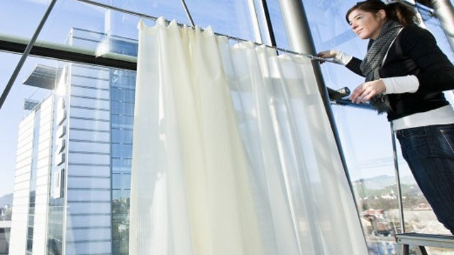 This Curtain is Super-Effective at Blocking Out Sounds (But Not Light)