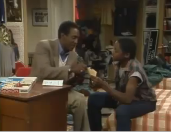 Some Fatherly Advice From Dr. Cliff Huxtable