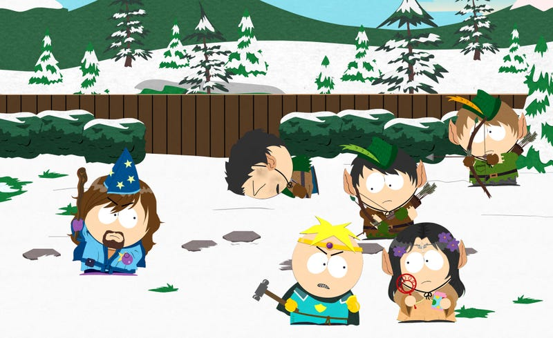 New South Park Screenshots Are, Well, Pretty Great