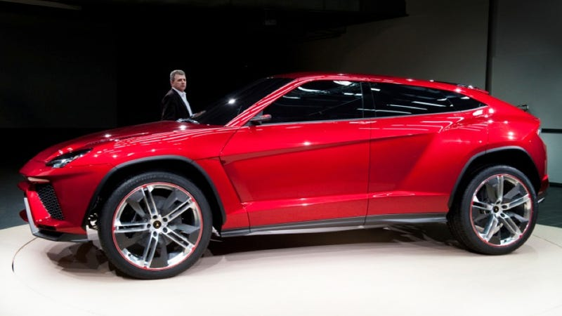 Lamborghini Urus, Bentley EXP 9 F Concept, And Ferrari Will Have To Build Hybrids