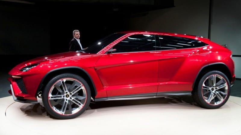Lamborghini Urus, Bentley EXP 9 F Concept, And Ferrari Will Have To Build Hybrids