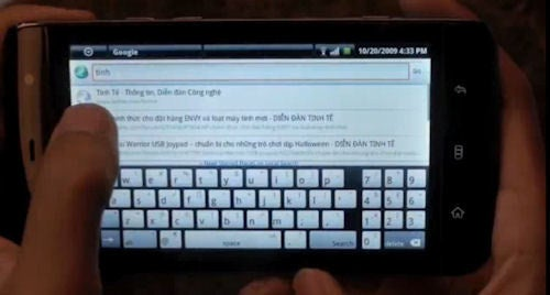 Dell Streak MID With Android 2.0 on AT&T Next Year?