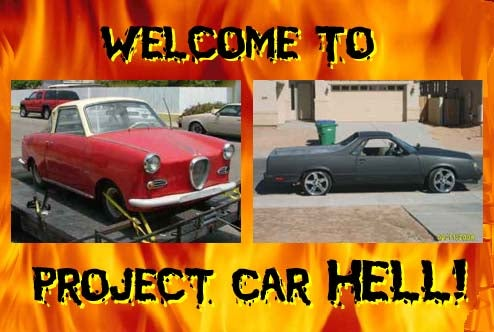 Project Car Hell: Goggomobil Or Grand Nationalmino?