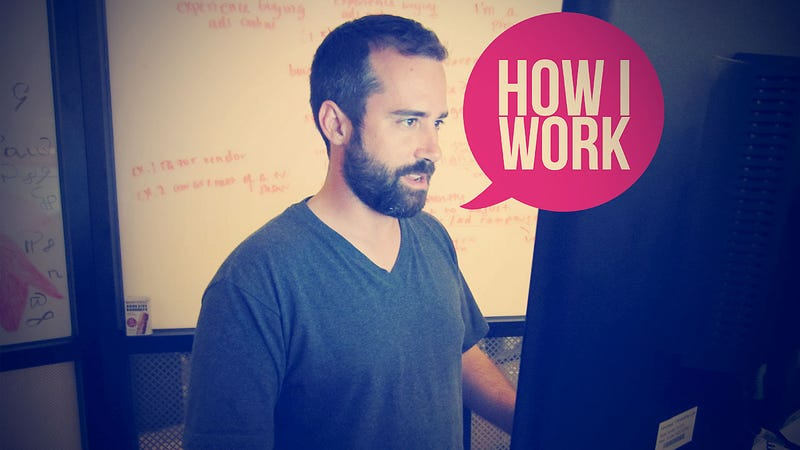 I'm Erik Martin, General Manager of Reddit, and This Is How I Work