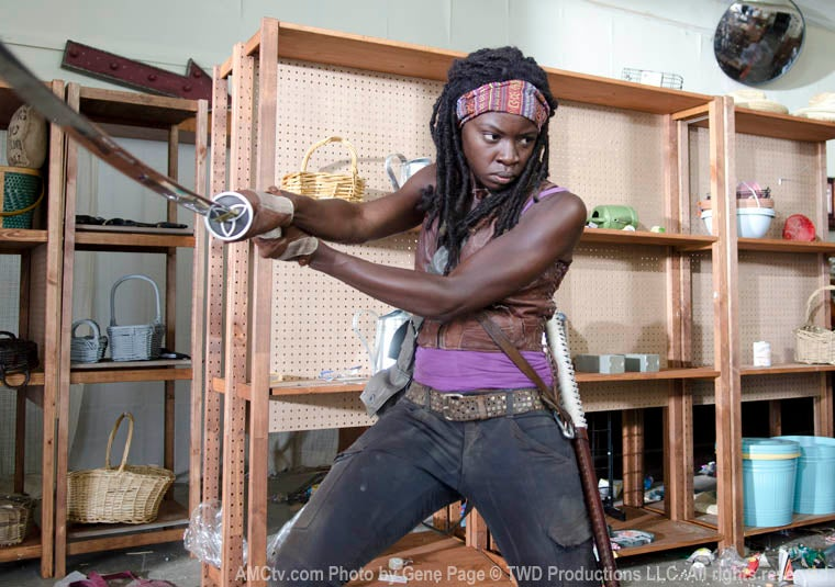 Walking Dead Season 3 Images