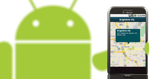 The Month in Android Apps: Location, Location, Location