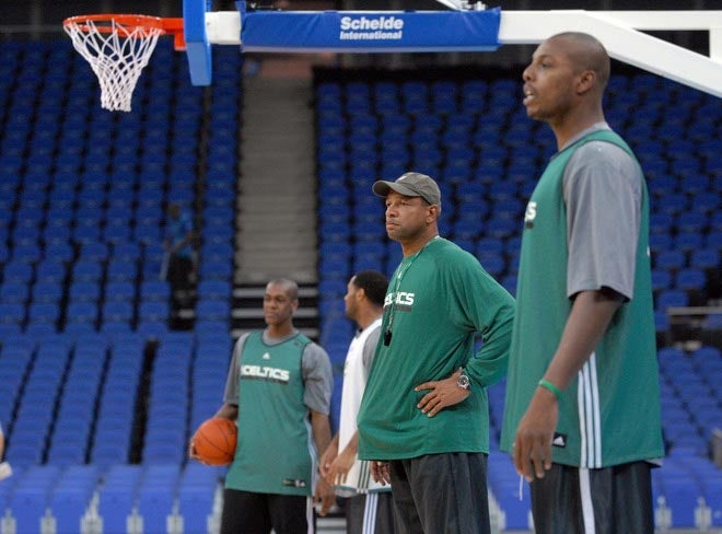 Doc Rivers Likes The Fresh Influx Of Talent