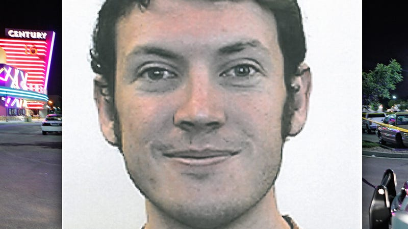 Here's a Photo of Dark Knight Shooting Suspect James Holmes