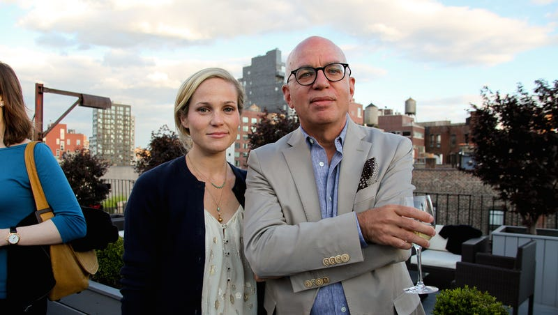 Michael Wolff Files for Divorce Without Telling His Wife