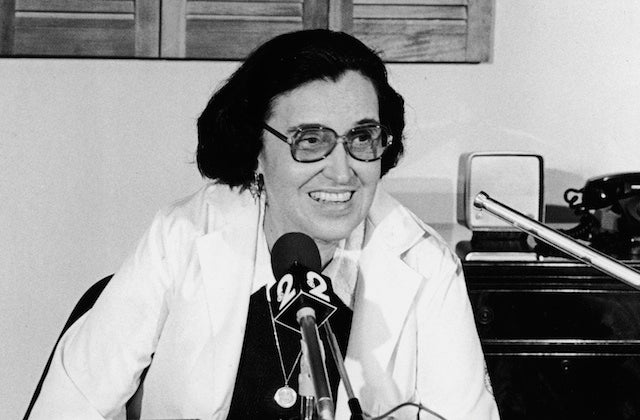 Badass Female Winner Of Nobel For Medicine Dies At 89
