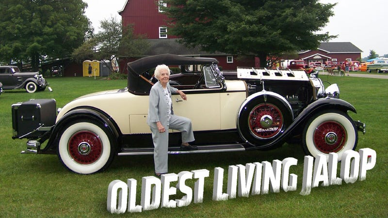 This Amazing 102-Year-Old Woman Has Been Driving For Longer Than Anyone On The Planet
