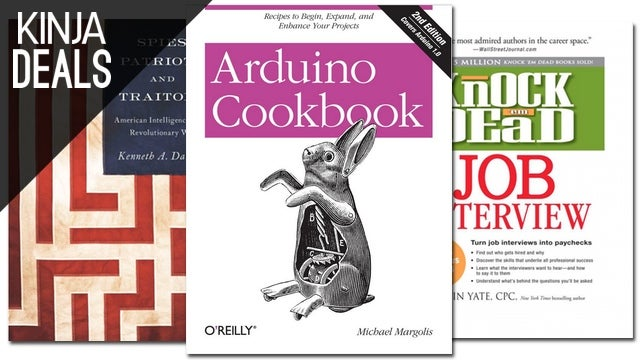 Save Up to 85% on Kindle Self-Help and History Books, Today Only