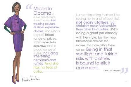 Sick Of Talking About Michelle Obama's Style?