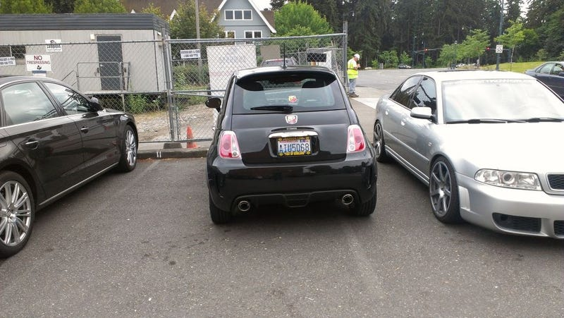 This Is Why People Think Fiat Drivers Are Asshats