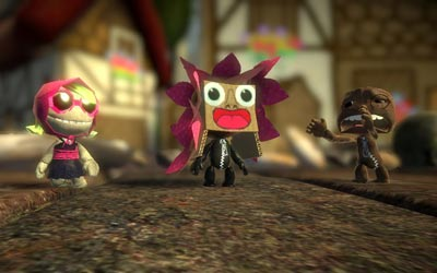 Design Students Enter LittleBigPlanet Game Jam