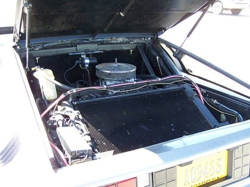 Twin Engined Delorean